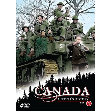 Canada - A People?s History Series 4 (DVD)