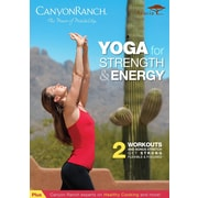 Canyon Ranch - Yoga for Strength & Energy (DVD)