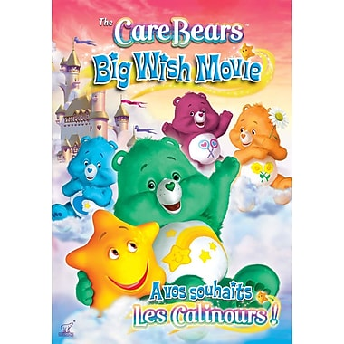 Care Bears: Big Wish Movie (DVD)