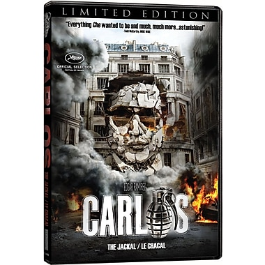 Carlos The Jackal (DVD)