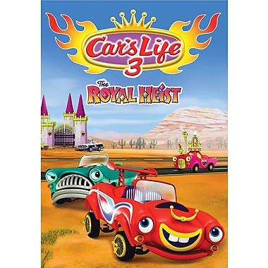 Cars Life 3: The Royal Heist (DVD)