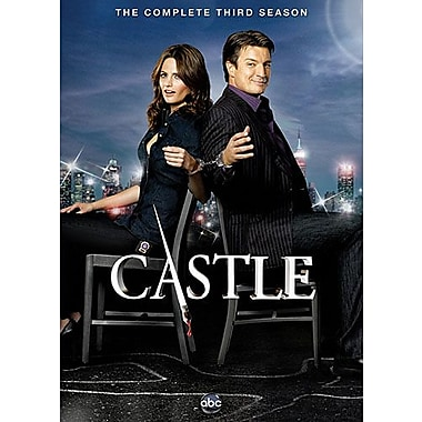 Castle: The Complete Third Season (DVD)