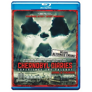 Chernobyl Diaries (BRD + DVD + Digital Copy)