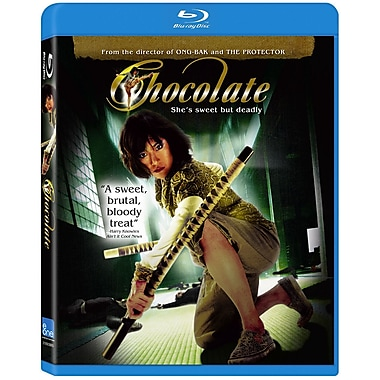 Chocolate (DISQUE BLU-RAY)