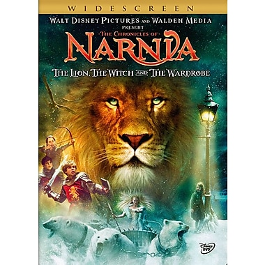 Chronicles of Narnia: The Lion, The Witch and The Wardrobe (DVD)