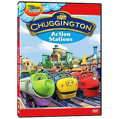 Chuggington: Action Stations (DVD)