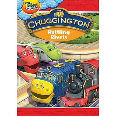 Chuggington: Rattling Rivets (DVD)