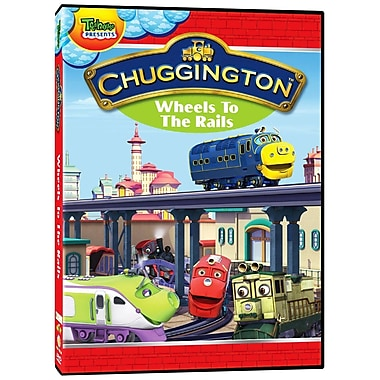 Chuggington: Wheels To the Rails (DVD)