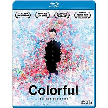 Colorful: The Motion Picture (DISQUE BLU-RAY)