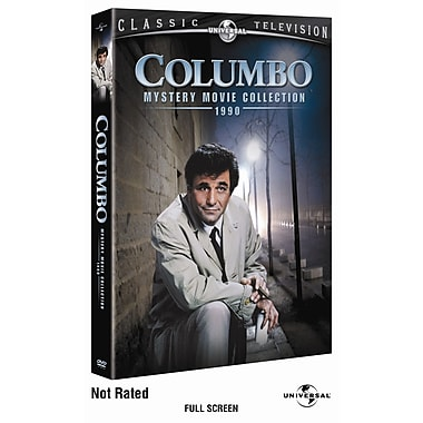 Columbo Mystery Movie Collection 1990 (DVD)