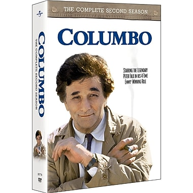 Columbo: Season 2 (DVD)