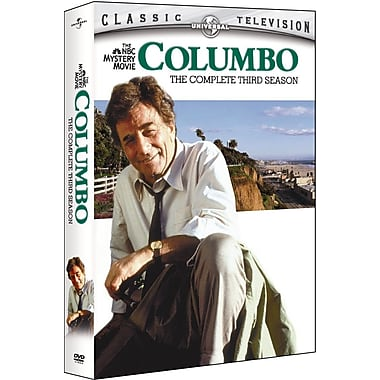 Columbo: Season 3 (DVD) 2005
