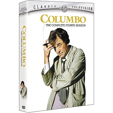 Columbo: Season 4 (DVD)