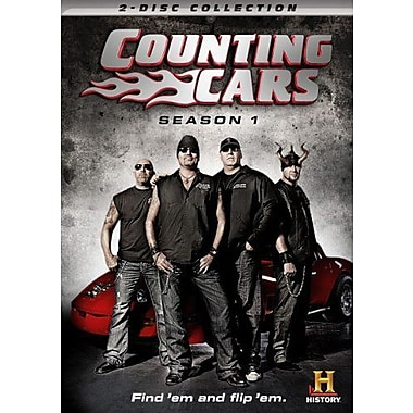 Counting Cars S 1 (DVD)