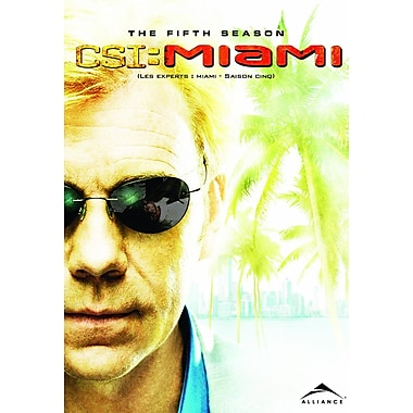 CSI: Miami SSN 5 (DVD)