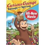 Curious George Swings Into Spring (DVD)