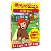 Curious George: Plays Ball! (DVD)