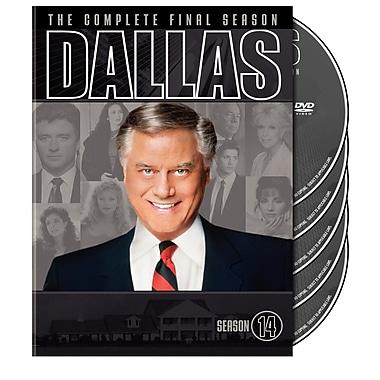 Dallas: The Complete Fourteenth Season (DVD)