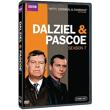 Dalziel & Pascoe: Season Seven (DVD)