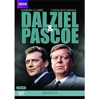 Dalziel and Pascoe: Season 5 (DVD)