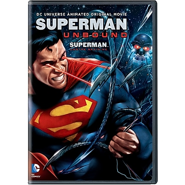 DCU: Superman: Unbound (DVD + UltraV/DGTL Copy)