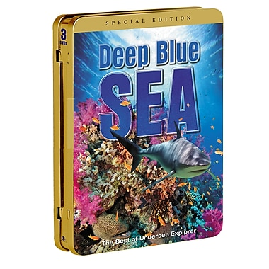 Deep Blue Sea: The Best of Undersea Explorer (DVD) 2011