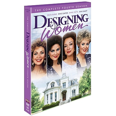 Designing Women: Season 4 (DVD)