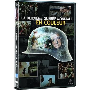Deuxième guerre mondiale en couleur (DVD)