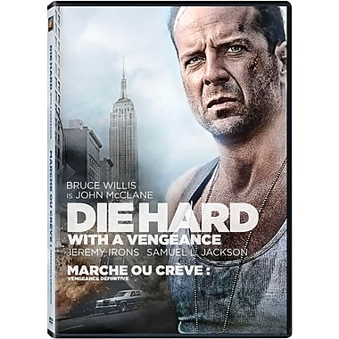 Die Hard 3: Die Hard with a Vengeance (DVD)