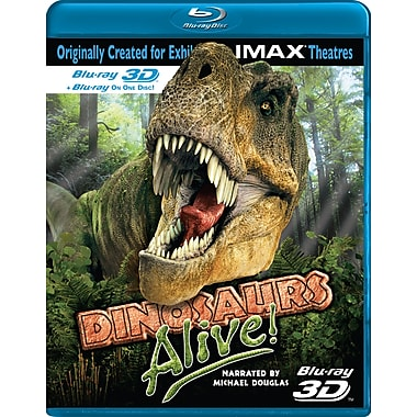 Dinosaurs Alive! (DISQUE BLU-RAY)
