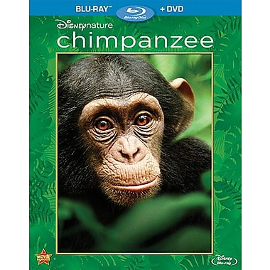 Disneynation: Chimpanzee (BRD + DVD)