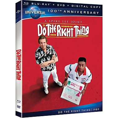 Do The Right Thing (BRD + DVD + Digital Copy)
