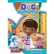 Doc McStuffins: Time for Your Check Up (DVD)