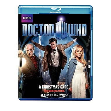 Doctor Who: A Christmas Carol (DISQUE BLU-RAY)