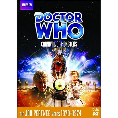Doctor Who: Carnival of Monsters (DVD)