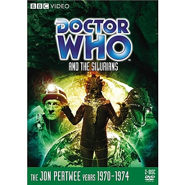 Doctor Who: Ep. 52: The Silurians (DVD)