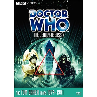 Doctor Who: Ep. 88 - The Deadly Assassin (DVD)