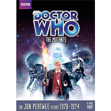 Doctor Who: Episode 63: The Mutants (DVD)