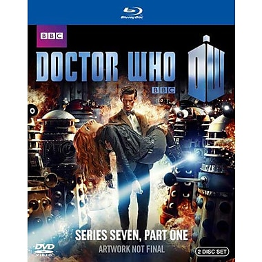 Doctor Who: Series Seven, Part 1 (BLU-RAY DISC)