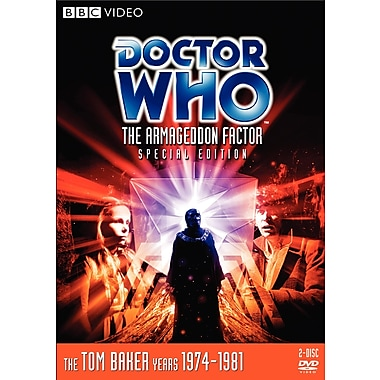 Doctor Who: The Armageddon Factor (No. 103) (DVD)