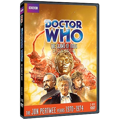 Doctor Who: The Claws of Axos (DVD)