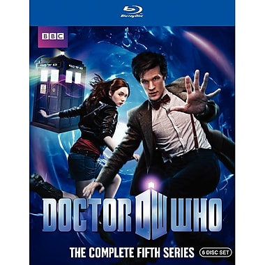 Doctor Who: The Complete Fifth Series (DISQUE BLU-RAY)