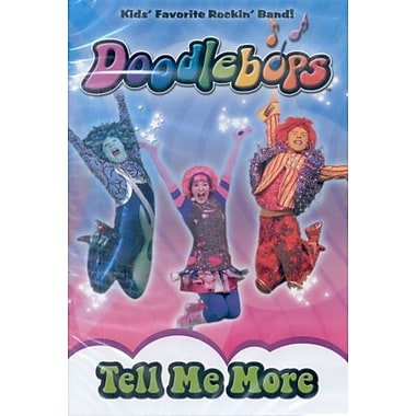 Doodlebops: Tell Me More: Volume 12 (DVD)