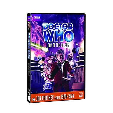 Dr. Who: Day of The Daleks: Epidsode 60 (DVD)