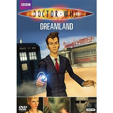 Dr. Who: Dreamland (DVD)