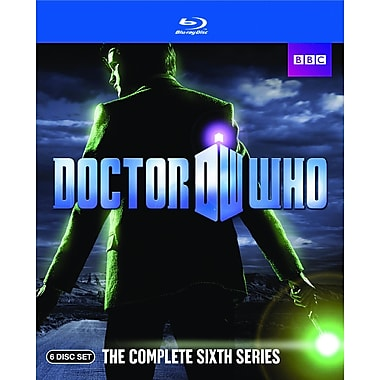 Dr. Who: The Complete Sixth Series (DISQUE BLU-RAY)