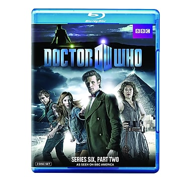 Dr. Who: The Sixth Series, Part Two (BLU-RAY DISC)