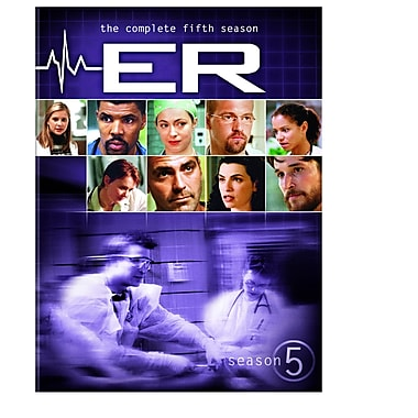 E.R.: The Complete Fifth Season (DVD)