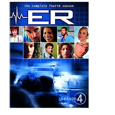 E.R.: The Complete Fourth Season (DVD)