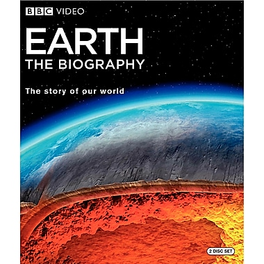 Earth: The Biography (DISQUE BLU-RAY)